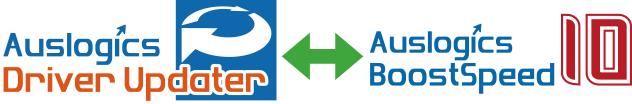 Auslogics Driver Updater と BoostSpeed 10